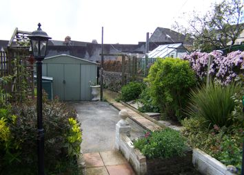 Thumbnail 2 bed terraced house to rent in Keyham Street, Weston Mill, Plymouth