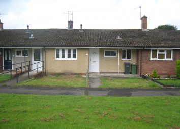 Thumbnail 2 bed bungalow for sale in Cilgerran Court, Cwmbran