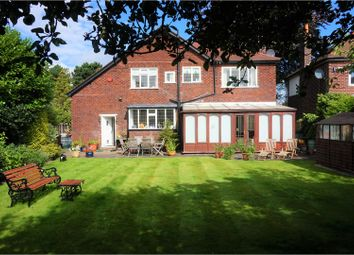 Thumbnail 3 bed detached house for sale in Offerton Road, Hazel Grove