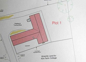 Thumbnail Land for sale in Elmswell, Bury St Edmunds