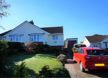 Thumbnail 2 bed semi-detached bungalow for sale in Burnards Field Road, Colyton