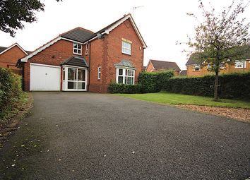 Thumbnail 4 bed detached house for sale in Hepworth Road, Coventry