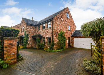 Thumbnail 5 bed detached house for sale in Skipwith Road, Escrick, York