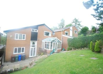 Thumbnail 4 bed detached house for sale in Wheatfield, Stalybridge