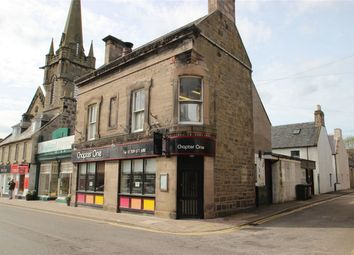 Thumbnail Commercial property to let in 39 High Street, Forres, Moray