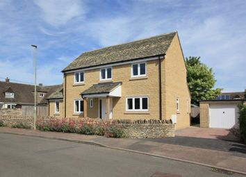 Thumbnail 3 bed detached house for sale in Chichester Place, Brize Norton