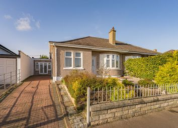 Thumbnail 4 bed semi-detached bungalow for sale in 43 Craigentinny Avenue, Edinburgh
