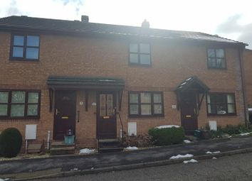 Thumbnail 2 bed terraced house for sale in Weavers Close, Crewkerne