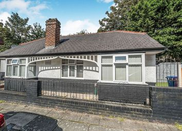 Thumbnail 2 bed bungalow to rent in Guernsey Road, Liverpool