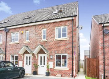 3 bed end terrace house for sale in Church Hill Terrace, Church Hill, Sherburn In Elmet, Leeds LS25