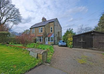 Thumbnail 3 bed semi-detached house for sale in Shilburn Road, Allendale, Hexham