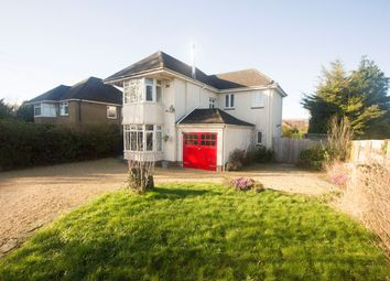 Thumbnail 4 bed detached house for sale in Newport Road, Llantarnam, Cwmbran