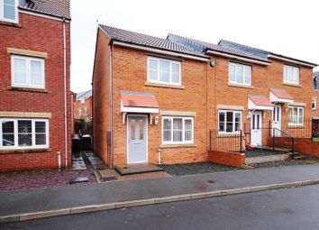 Thumbnail 3 bed end terrace house for sale in Ambleside Court, Birtley, Chester Le Street