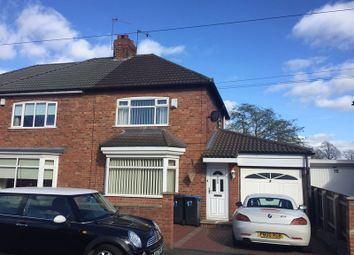 Thumbnail 2 bed semi-detached house for sale in Eastlea Avenue, Bishop Auckland