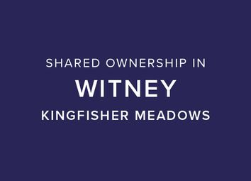 Thumbnail 2 bed semi-detached house for sale in Swift Court, Witney