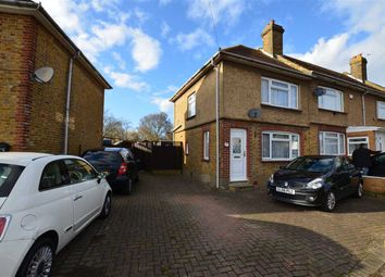 Thumbnail 2 bed end terrace house for sale in Fryent Crescent, London