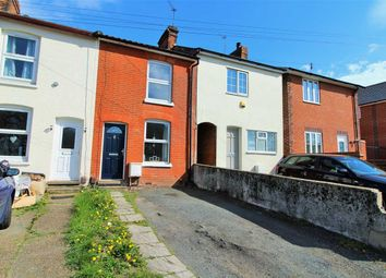 Thumbnail 3 bed terraced house for sale in Berechurch Road, Colchester
