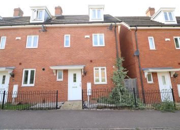 Thumbnail 3 bed end terrace house for sale in Charlottes Row, Wilson Road, Rushden