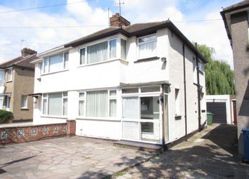 Thumbnail 3 bed semi-detached house for sale in Welbeck Road, Harrow