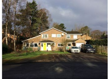 6 bed detached house for sale in Byron Avenue, Camberley GU15
