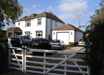 Thumbnail 6 bed detached house for sale in Way Hill, Minster, Kent.