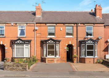 Thumbnail 3 bedroom terraced house for sale in Chatsworth Road, Chesterfield