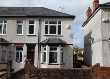 Thumbnail 3 bed semi-detached house to rent in Aston Crescent, Malpas, Newport