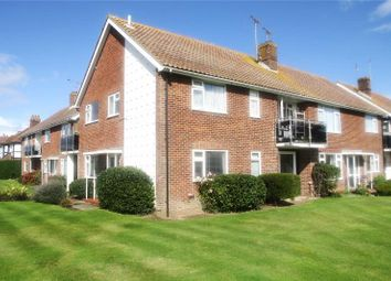 Thumbnail 2 bed flat for sale in 39 Harsfold Road, Rustington, West Sussex