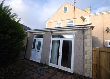 2 bed terraced house for sale in Henley Square, Lynemouth, Morpeth NE61