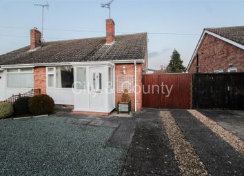 Thumbnail 2 bed semi-detached bungalow for sale in Ainsdale Drive, Werrington, Peterborough