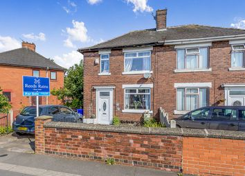 Thumbnail 3 bed semi-detached house for sale in Moorland Road, Stoke-On-Trent