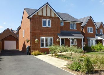 Thumbnail 4 bed detached house for sale in Cartwright Way, Evesham