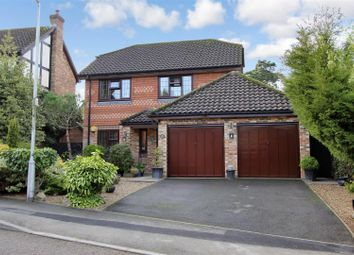 Thumbnail 4 bed detached house for sale in Betjeman Way, Gadebridge Park, Hemel Hempstead