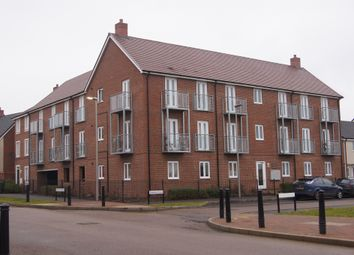 Thumbnail 2 bed flat for sale in Dominica Grove, Newton Leys, Milton Keynes