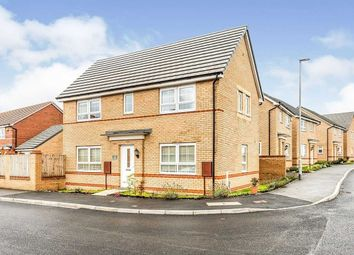 Thumbnail 3 bed detached house for sale in Drawbridge Avenue, Pontefract, West Yorkshire
