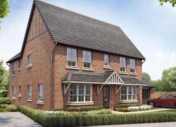 "Thumbnail 4 bed detached house for sale in ""Alnwick"" at Rykneld Road, Littleover, Derby"