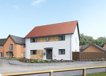 Thumbnail 4 bedroom detached house for sale in Mill Road, Little Melton, Norwich