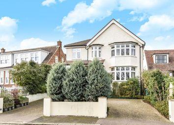 Thumbnail 4 bedroom detached house for sale in Hillside, New Barnet EN5,