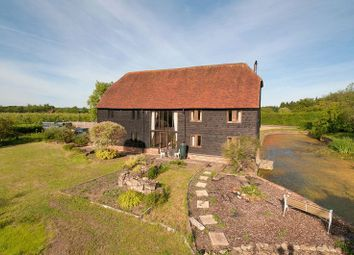 Thumbnail 3 bed detached house for sale in Pike Fish Lane, Laddingford, Maidstone