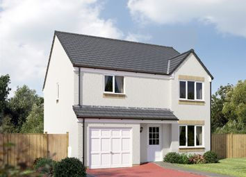 "Thumbnail 4 bedroom detached house for sale in ""The Balerno"" at Lignieres Way, Dunbar"