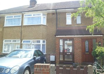 Thumbnail 2 bed terraced house to rent in Hamilton Road, Feltham