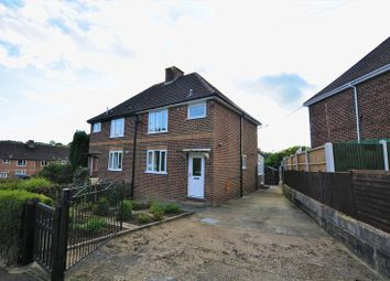 Thumbnail 3 bed semi-detached house for sale in George Street, Ashbourne