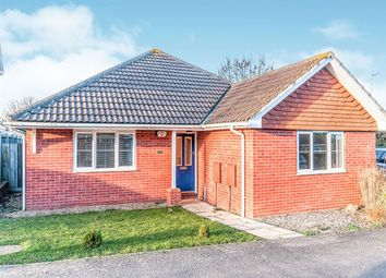 Thumbnail 3 bedroom bungalow for sale in Hillside Road, Whitstable