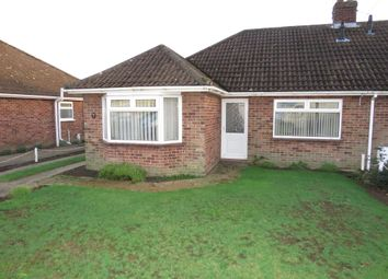 Thumbnail 2 bed semi-detached bungalow for sale in Hansell Road, Thorpe St Andrew, Norwich