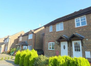 Thumbnail 3 bedroom semi-detached house to rent in Dunsford Close, Swindon, Wiltshire