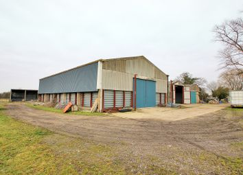 Thumbnail 8 bed barn conversion for sale in Cheeseman's Green Lane, Mersham, Ashford