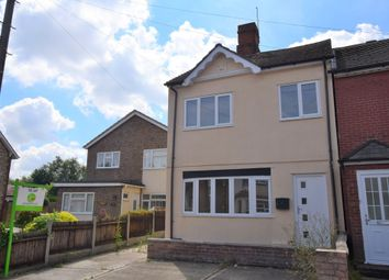 Thumbnail 4 bedroom end terrace house to rent in Pownall Crescent, Colchester