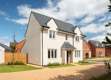 """Thumbnail 4 bedroom detached house for sale in """"The Osterley"""" at Pinn Court Lane, Pinhoe, Exeter"""