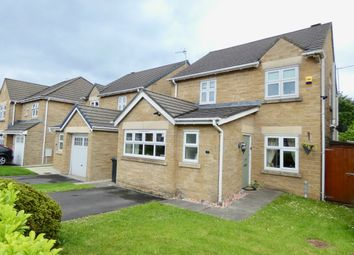Thumbnail 4 bed detached house for sale in Three Brooks Way, Oswaldtwistle, Accrington