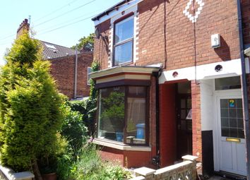 Thumbnail 2 bed end terrace house to rent in The Beeches, Goddard Avenue, Hull